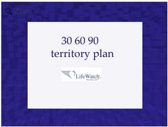 This plan is focused towards pharmaceutical sales. It is a simple but comprehensive 30 60 90 medical sales plan in an eight page PowerPoint presentation. The plan outlines a set up of a sales territory and walks through a 90 day plan.