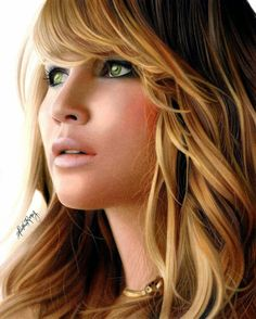 09-Jennifer-Lawrence-Heather-Rooney-Colored-Pencil-Drawings-of-Celebrities-www-designstack-co