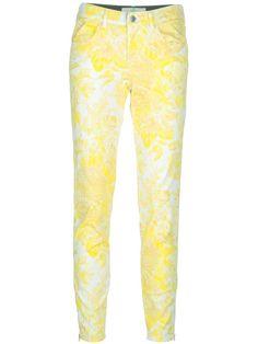 Stella McCartney floral trouser