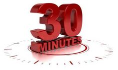 Our approval process only requires a few basic items and takes only less than 30 minutes!