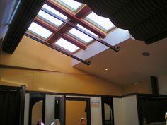 Resultado de imagen de claraboyas redondas Decor, Lighting, Track Lighting, Home, Ceiling Lights, Ceiling