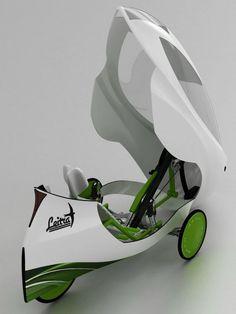 Velomobile concept   Designskolen Kolding