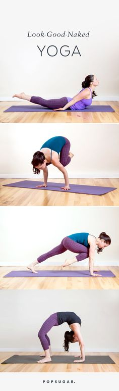 No These Arent Naked Yoga Poses But They Will Help You Feel