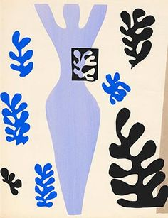 CHARLOTTE, NC.- Widely regarded as one of the most important painters of the 20th century, Henri Matisse influenced a number of art movements, artists and schools of thought. The Bechtler Museum of Modern Art presents the exhibition The Art Books of Henri Matisse February 27 through September 7, 2015.   Henri Matisse, Le lanceur de couteax (The Knife Thrower), plate XV of XX from Jazz, 1947 (detail).