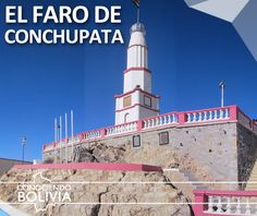 Visite el faco de Conchupata, donde flameo por primera vez la bandra boloviana, para saber mas haga click en la imagen