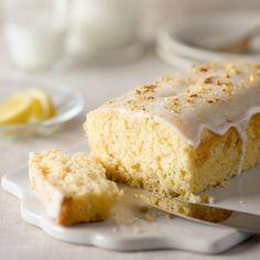 Lemon cardamom cake – delicate, moist and full of flavor!
