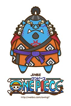 Jinbe - I hope he'll be a part of the crew soon!
