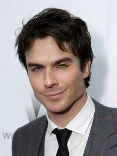 Ian at The Weinstein Company Academy Award Party Hosted