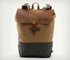 Vans Goleta Backpack and Messenger Bag for Men | Cool Material