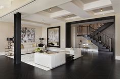 Znalezione obrazy dla zapytania staircase design in NY