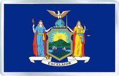 Need new york state flag?Finding difficult to find the best new york state flag ? Our list of new york state flag will give Us States Flags, All Us States, United States, Sports Flags, Flag Coloring Pages, Color Meanings, Flag Art, Flag Stand, Flag Colors