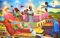 Rodolfo Morales, la fiesta que es México plasmada en colores y ...