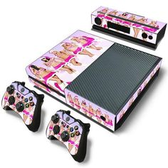 Custom Xbox One Skins. Every gamer needs one to enhance their Xbox One experience. Xbox One Vinyl Wrap Skins. Overwatch Xbox, Disney Princess Dress Up, Gamer Couple, Xbox One Skin, Video Games Xbox, Xbox One Console, Gaming Accessories, Video Game Console, Free Android