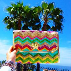 Rachel from Pink Peonies with Lilly Pulitzer Summer '13- Spring Fling Clutch in Multi Zig Zag