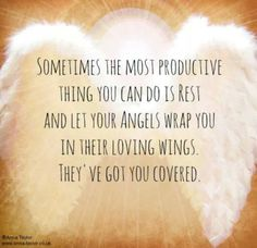 GOD sends the Angels to bless, uplift, and help us with HIS word, HIS instruction, literally HIS WORDS for us.  Receive what is for you, pray over it, embrace it for yourself, and GO FORWARD FOR YOURSELF....you will KNOW what is for you and what is Not.