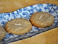 chinese 5 spice cookies