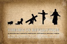 Theory of Revolution - Poster