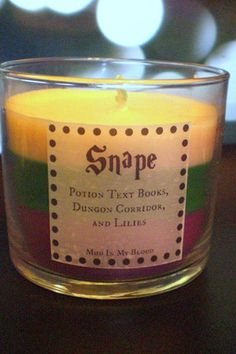 Harry Potter Scented Candles by Mud In My Blood | Teen Vogue
