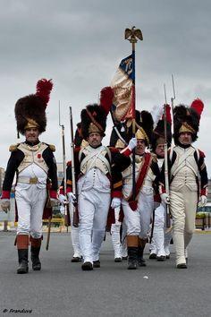 Granatieri della guardia imperiale francese