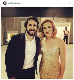 Josh Groban # stages tour in Africa 2016