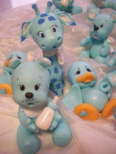 Animalitos Baby para bautismo