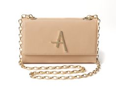 The A bag in Nude