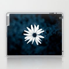Blue Laptop & iPad Skin by unaciertamirada - $25.00