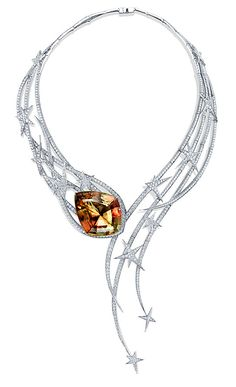Stephen Webster Zulthanite & Diamond necklace