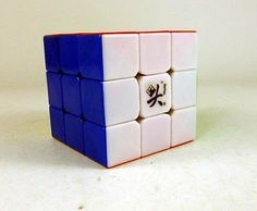 3 PCS Dayan ZhanChi 3x3 3x3x3 High Speed Magic cube Toys Twist No sticker 4.2cm 42mm