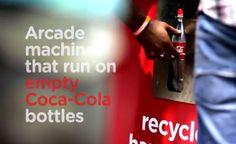 [Vídeo] Fliperama da reciclagem faz sucesso em Bangladesh