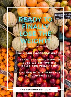 vegan   diet   weight loss   thin   Facebook   support   recipes  