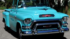 1956 GMC 100 Deluxe Edition Pickup - 1