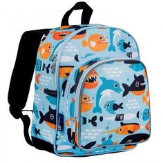 Big Fish Pack 'n Snack Backpack
