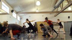Choreographer Gustavo Ramírez Sansano takes you into the studio.