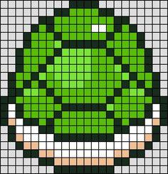 Quotes about Missing : Carapace Verte Super Mario en Perle HAMA (Mini)