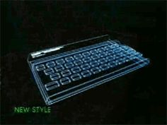 80's Touch - New Style professional keyboard