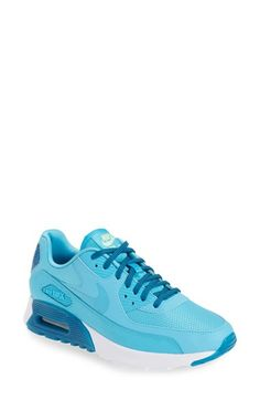 Free shipping and returns on Nike 'Air Max 90 Ultra Essential' Sneaker (Women) at Nordstrom.com. Classic retro styling defines a street-smart sneaker paneled in cool mesh and smooth leather, while the air-cushioned footbed provides plush, signature comfort.