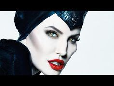 Maleficent Inspired Makeup | MissJessicaHarlow - YouTube