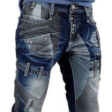Venda Por Atacado Roupa Barata Chinesa Moda Motociclista Strech Calça Jeans Jeans Jeans Buy Jeans Masculinos,Jeans Personalizados,Jeans Denim