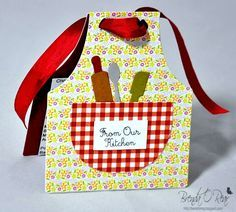 In the Kitchen by Benzi - Cards and Paper Crafts at Splitcoaststampers