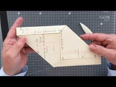 Self-locking letters Pt.2 (Craspire wax seal) - YouTube Origami Letter, Origami Easy, Wax Seals, Junk Journal, Bullet Journal, Self, Letters, All Video, Journals