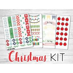 My Christmas Kit is listed on my Etsy! This is the only active listing as I am still working on transitioning all my other listings to the new layout!  Hope you guys enjoy it I worked really hard on it!  #etsystickers #etsyshop #etsy #planner #plannersupplies #planneraddict #plannerstickers #target #targetonespot #targetdollarspot #erincondren #kikkik #happyplanner by xoxoxao