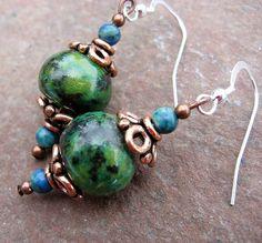 More earrings to make.