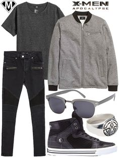 Get The Look Quicksilver X-Men Apocalypse