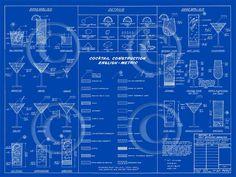 Blueprint art of patent bicycle 1890 technical drawings engineering blueprint art of patent bicycle 1890 technical drawings engineering drawings patent blue print art item 0025 art pinterest blueprint art malvernweather Image collections