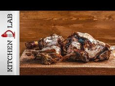 Greek roasted lamb from Crete by Greek chef Akis Petretzikis. A delicious Greek recipe from the island of Crete! Roasted lamb in an amazing Greek wine marinade! Greek Recipes, Lamb, Roast, Cooking Recipes, Easter, Beef, Desserts, Island, Drink
