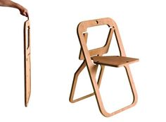 When I am rich, at my bar b que,  you will all sit on silly fancy folding chairs!