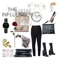 """""""Ellender"""" by thegoldendiri ❤ liked on Polyvore featuring Givenchy, Helmut Lang, Christian Dior, Cosabella, Sephora Collection and ROSEFIELD"""