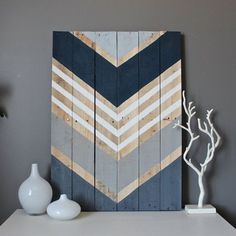 Items similar to Geometric Wall Art Wood Wood Wall Art Geometric Wood Art Wood Sign Wooden Wall Art Modern Wood Wall Art Boho Decor Wooden Signs on Etsy Diy Wand, Pallet Art, Pallet Ideas, Diy Pallet, Pallet Wall Decor, Dyi Wall Decor, Wall Decorations, Art Decor, Wooden Wall Art