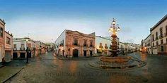 Hermosa Zacatecas.